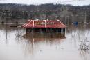 Inondations: le Missouri sur un pied d'alerte