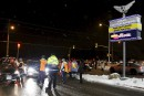 Manifestation au casino Rideau-Carleton
