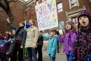 «Je protège mon école publique» promet de rebondir en 2016