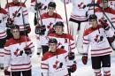 Le Canada éliminé par la Finlande au Mondial junior