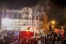 Un millier de manifestants à Téhéran contre l'Arabie saoudite