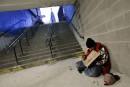 L'État de New York exige un toit pour les sans-abri sous0°C