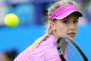 Eugenie Bouchard gagne au 1<sup>er</sup> tour en Australie