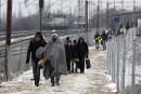 Une deuxième famille de réfugiés à Québec