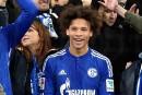 Schalke: offre record de Manchester City pour Leroy Sané