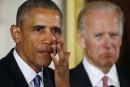 Ému aux larmes, Obama dévoile son plan sur les armes à feu