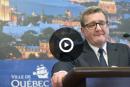 Labeaume rend hommage à Jean-Paul L'Allier