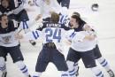 La Finlande remporte le Mondial junior