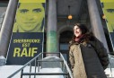 Ténacité et espoir pour Raif Badawi