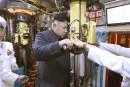 Jour de fête pour l'énigmatique Kim Jong-un