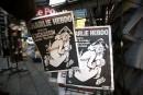 Un an après l'attentat, <em>Charlie Hebdo</em> affiche son esprit provocateur