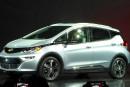 GM dévoile sa voiture électrique «abordable», la Chevrolet Bolt