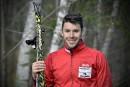 21<sup>e</sup>, Harvey va skier pour se faire plaisir