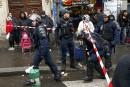 Paris: l'homme armé tué par la police aurait prêté allégeance au chef de l'EI