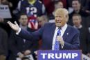 Donald Trump en chasse sur les terres évangéliques