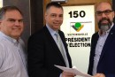 Bellavance officialise sa candidature à la mairie de Victoriaville