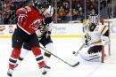 Les Bruins mettent fin à une série de deux défaites
