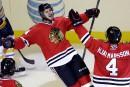 Phillip Danault procure la victoire aux Blackhawks