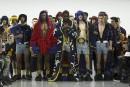 La Semaine de la mode de Londres monte sur le ring