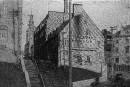 L'escalierCharles-Baillairgé en 1895
