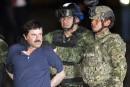 Extrader El Chapo vers les États-Unis prendra au moins un an