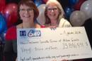 Deux amies de longue date remportent 23 M$ (vidéo)