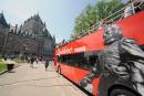 30 guides touristiques sans permis épinglés à Québec