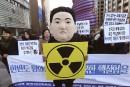 Essai nucléaire nord-coréen: Séoul veut des sanctions sévères