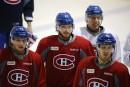 «Nous le savons tous, nous jouons à Montréal»