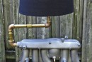 Des lampes qui roulent des mécaniques