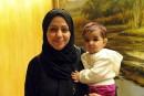 La soeur de Raif Badawi libérée