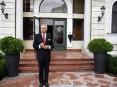 Tade Alfoldy, maître d'hôtel de Gundel, le restaurant centenaire de... | 14 janvier 2016