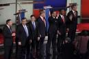 Les rivaux républicains de Donald Trump se lâchent
