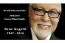 Le Caesars Palace rend hommage à René Angélil