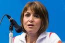 Sylvie Bernier dit avoir été l'une des victimes de Marcel Aubut