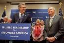 L'ex-candidat républicain Lindsey Graham appuie Jeb Bush