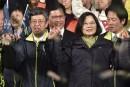 À peine élue, Tsai Ing-wen est censurée par la Chine