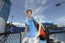 Open d'Australie: priorité bébé pour Andy Murray