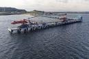 Faible baisse du tonnage au port de Sept-Îles en 2015