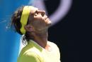 Rafael Nadal s'incline au premier tour