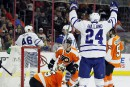 Un gain in extremis pour les Maple Leafs