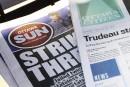 Fusion des salles de nouvelles du Ottawa Citizen et du Ottawa Sun