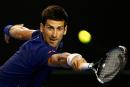 Novak Djokovic et Roger Federer au troisième tour