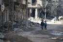 Syrie:l'étau se resserre autour de la ville de Deir Ezzor