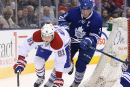 Canadien 3 - Maple Leafs 2 (tirs de barrage)