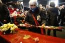Rome rend hommage à Ettore Scola