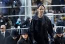 Les funérailles de l'imprésario René Angélil, mari et gérant de la chanteuse Céline Dion, ont été célébrées à la basilique Notre-Dame de Montréal le vendredi 22 janvier 2016.