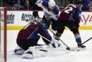L'Avalanche défait les Blues 2-1 en tirs de barrage