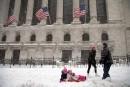 «Une des pires tempêtes de neige de l'histoire» à New York
