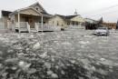 La tempête <em>Jonas</em> provoque des inondations sur la côte Est des É.-U.